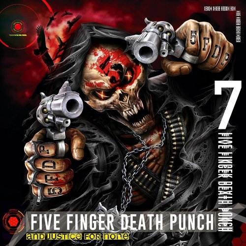 Five Finger Death Punch - Discography (2007-2020)