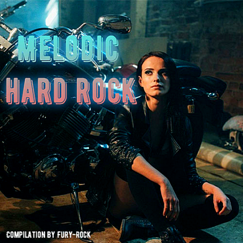 Various Artists - Melodic Hard Rock (2018)