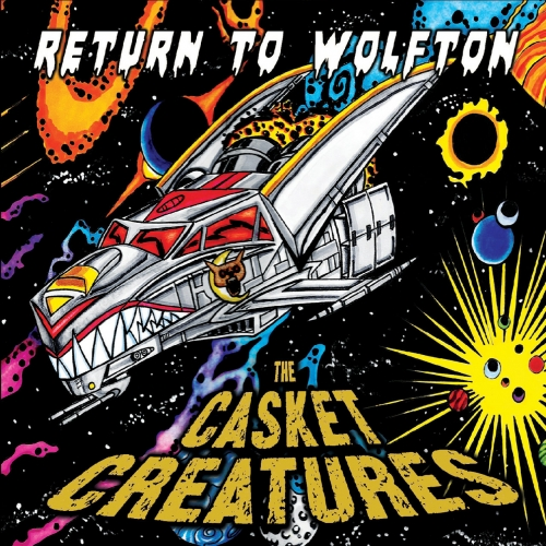 The Casket Creatures - Return to Wolfton (2018)