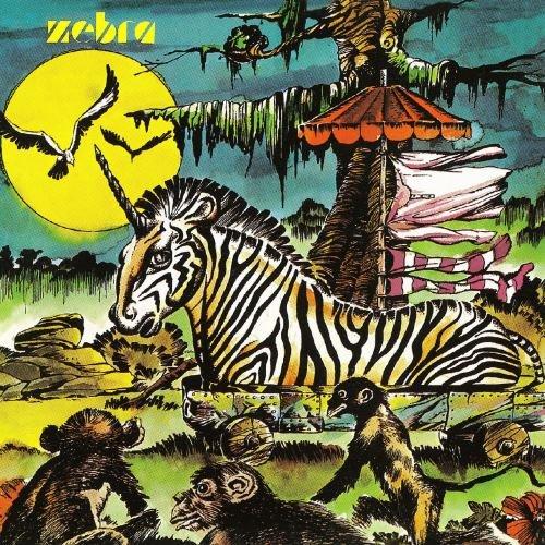 Zebra - Zebra [Reissue 2000] (1976)