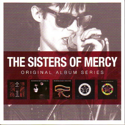 The Sisters Of Mercy - Original Album Series (2009)