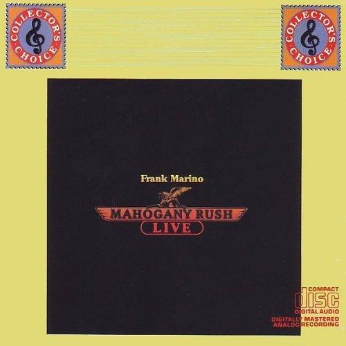 Frank Marino & Mahogany Rush - Live [Reissue 1990] (1978)