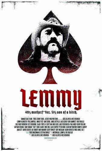 Motorhead - Lemmy - 49% Motherf**ker, 51% Son Of A Bitch (2015) (DVDRip)