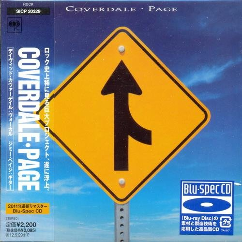 Coverdale Page - Coverdale Page (1993)