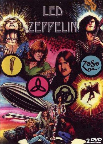 Led Zeppelin – Earl's Court (1975/2013) (DVDRip)