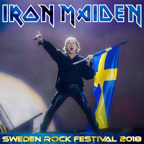 Iron Maiden - Live Sweden Rock Festival - The Legacy Tour (2018) (Bootleg)