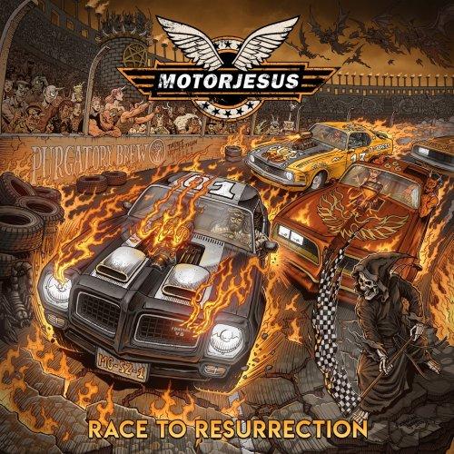 Motorjesus - Race to Resurrection (2018)