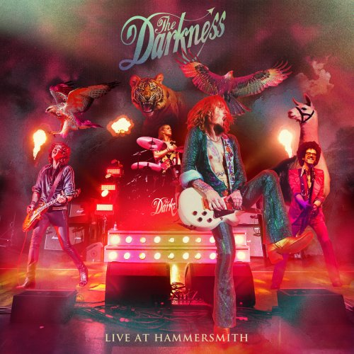 The Darkness - Live At Hammersmith (2018)