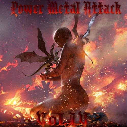 Various Artists - Power Metal Attack Vol.4 (3CD) (2018)