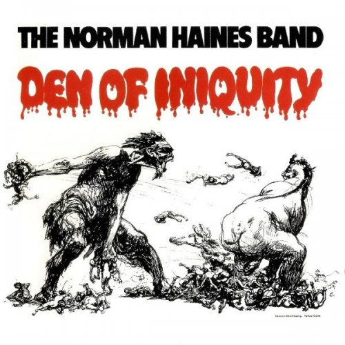The Norman Haines Band - Den Of Iniquity (1971)