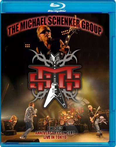 The Michael Schenker Group - The 30th Anniversary Concert - Live in Tokyo (2010) (BDRip)