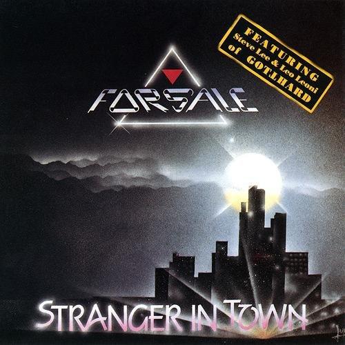 ForSale - Stranger In Town (1988)