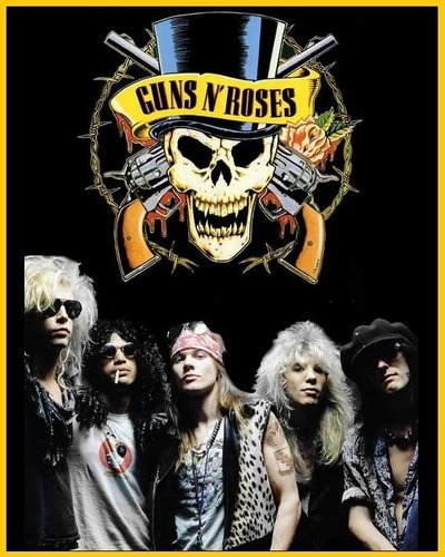 Guns N' Roses - Vinyl Collection (1987-2013) (Hi-Res)