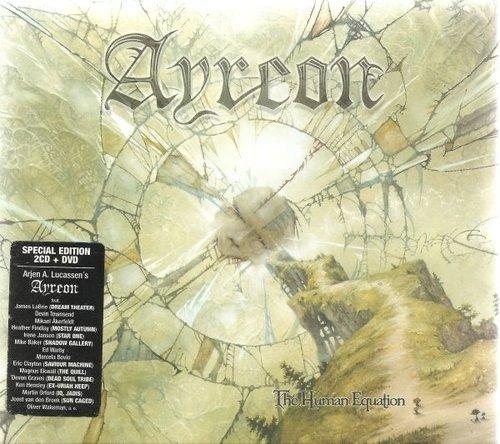 Ayreon - The Human Equation (2004) (Box Edition)
