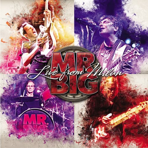 Mr. Big - Live from Milan Band (2018)