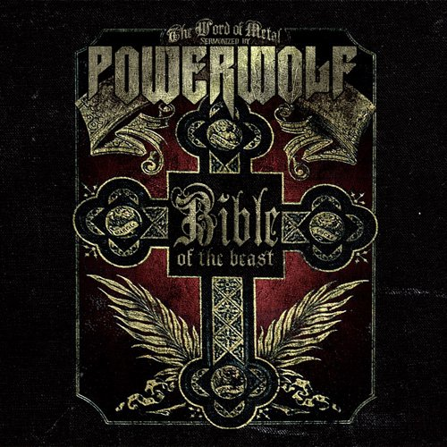 Powerwolf - Bible Of The Beast (2008) (Bonus DVD)
