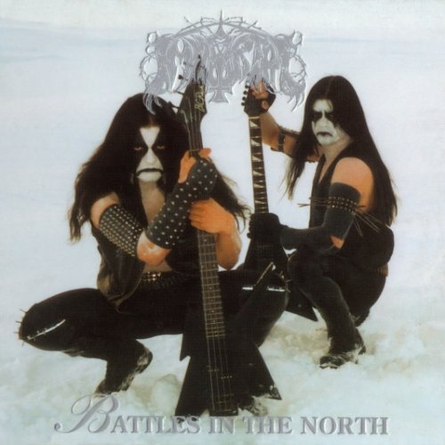 Immortal - Discography (1991-2018)