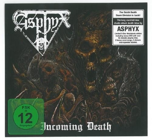 Asphyx - Incoming Death (2016) (DVD9)