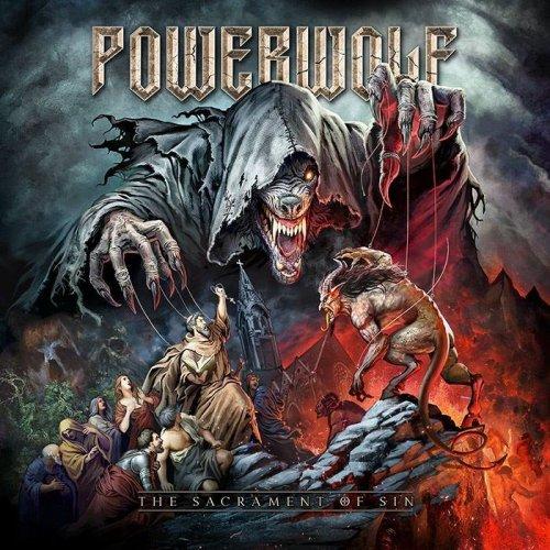 Powerwolf - The Sacrament Of Sin (Deluxe Box Set) [3CD] (2018)