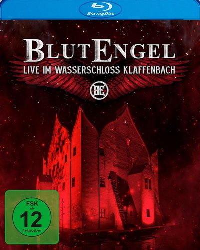 Blutengel - Live Im Wasserschloss Klaffenbach (2018) (Blu-ray, 1080p)