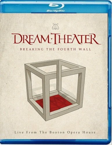 Dream Theater - Breaking The Fourth Wall (2014) (BDRip 720p)