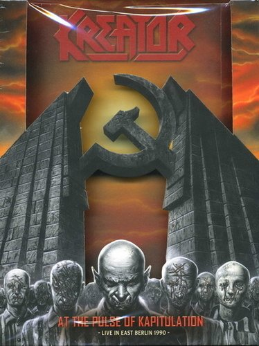 Kreator - At The Pulse Of Kapitulation, Live In East Berlin, (1990) (2008) (DVD9)