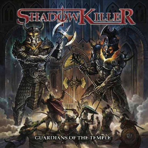 Shadowkiller - Guardians Of The Temple (2018)