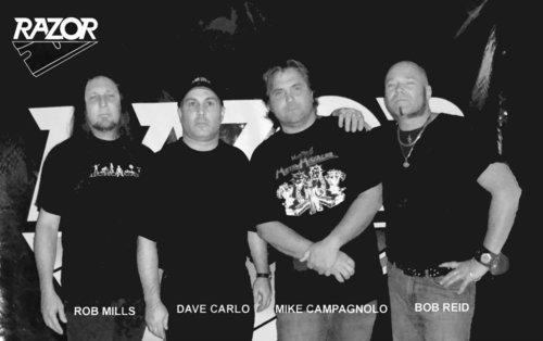 Razor - Discography (1984-1997)