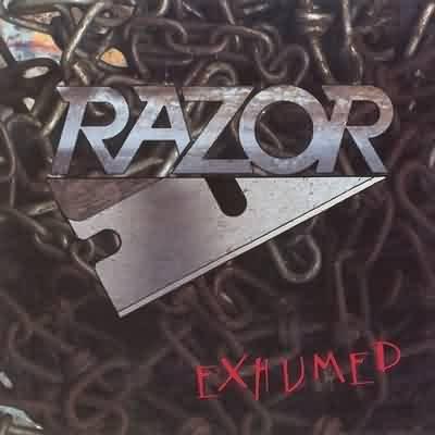 Razor - Discography (1985-1997)