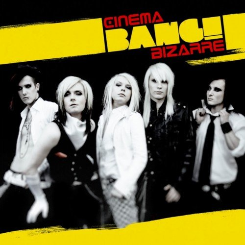 Cinema Bizarre - Discography (2007-2009)