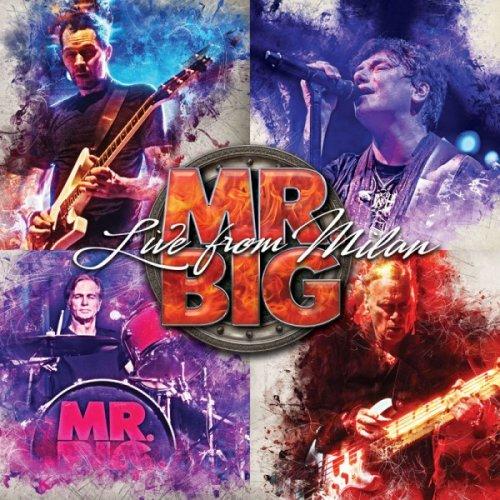 Mr Big - Live From Milan (2018) 8BDRip 1080p)