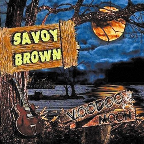 Savoy Brown - Voodoo Moon (2011)
