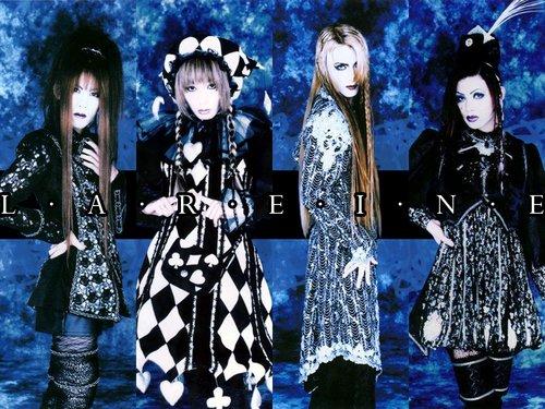 Lareine - Discography (1996-2007)