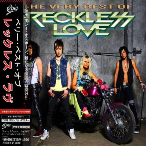 Reckless Love - The Very Best Of (2017) (Japanese Ediiton)
