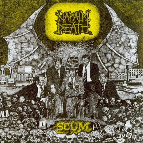 Napalm Death - The Scum Story (2006) (DVD5)