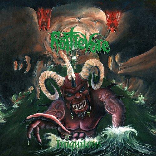 Rottrevore - Iniquitous (1993) (Reissue 2009)