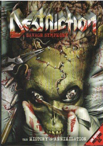 Destruction - A Savage Symphony - The History Of Annihilation (Bonus DVD) (2010) (DVD9)