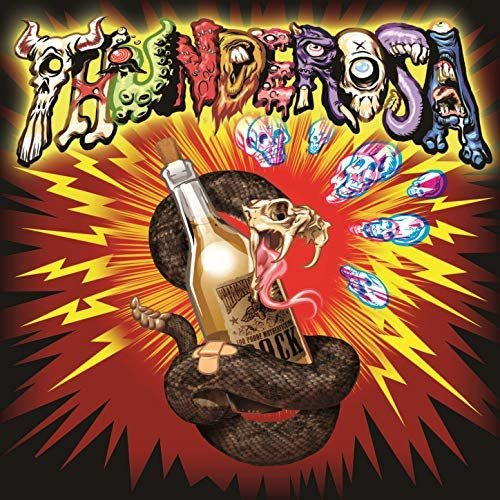 Thunderosa - Ride the Snake (2018)