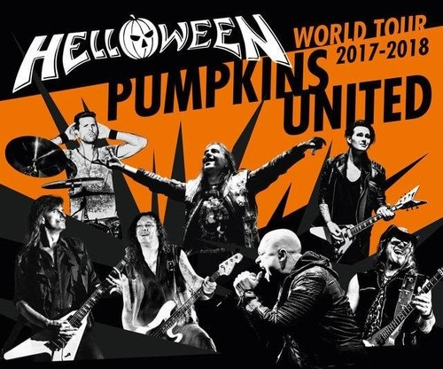 Helloween - Pumpkins United (Wacken Open Air 2018) (HDTV 1080p)