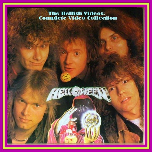 Helloween - The Hellish Videos: Complete Video Collection (2005) (DVDRip)