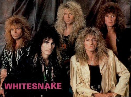 Whitesnake - Discography (1978 - 2015)