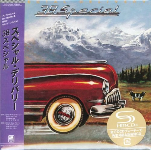 38 Special - Special Delivery (Japan Limited Edition / SHM-CD remastered 2018)