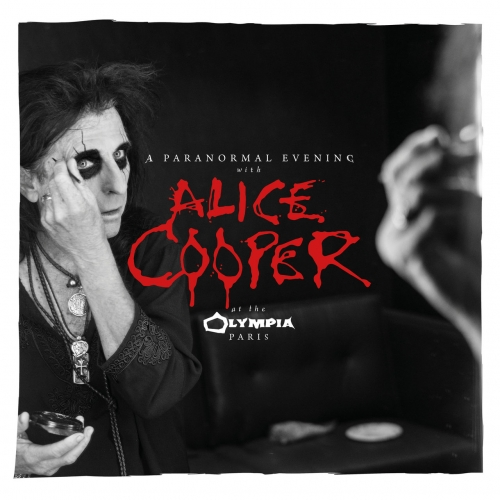 Alice Cooper - A Paranormal Evening At The Olympia Paris [live] [2CD] (2018)