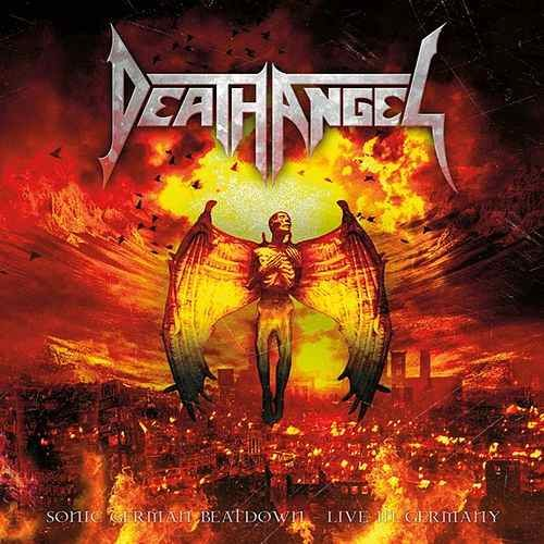 Death Angel - Sonic German Beatdown Live in Germany (2009) (DVD9)