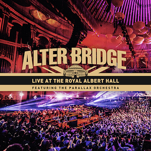 Alter Bridge - Live at the Royal Albert Hall (feat. The Parallax Orchestra) (2018) (Blu-ray, 1080i+720p)