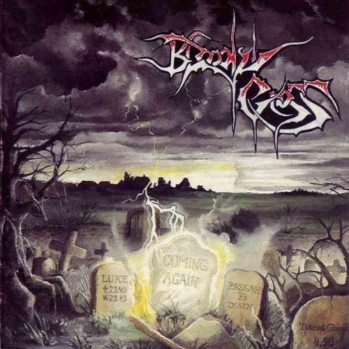 Bloody Cross - Coming Again (1990)