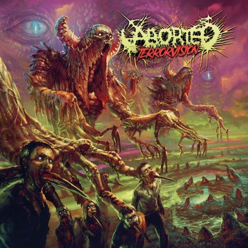 Aborted - TerrorVision (Ltd. CD Box Set) (2018)