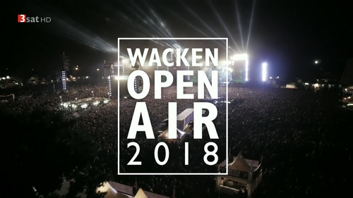 Various Artists - Wacken Open Air (2018) (HDTVRip, 720p)