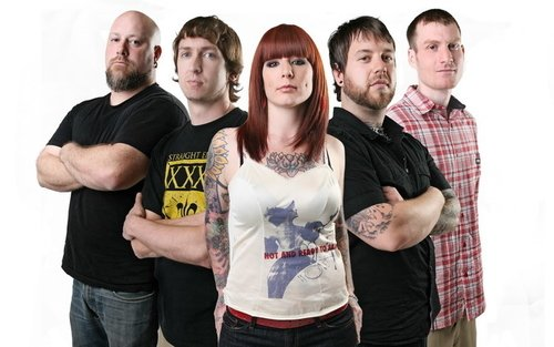 Walls of Jericho - Discography (1999-2016)
