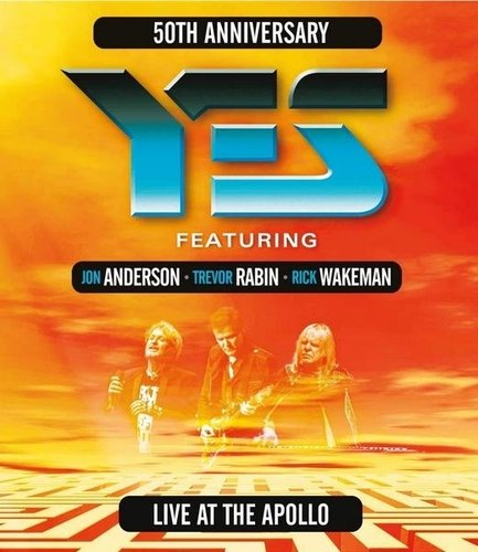 Yes - Live At The Apollo (2018) (BDRip, 1080p)